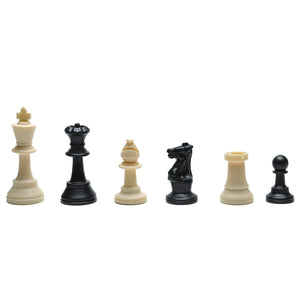 Description of Chess Sets and Weights