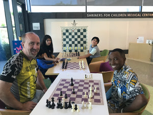 Real Lessons Learned from Playing Chess