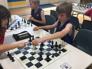 Playing your first chess tournament