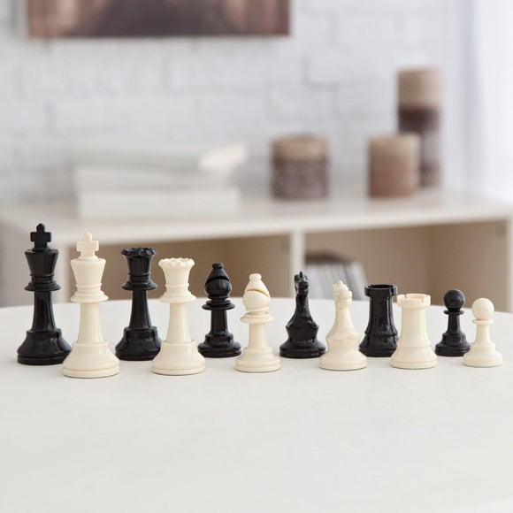 Tournament Style Chess Pieces