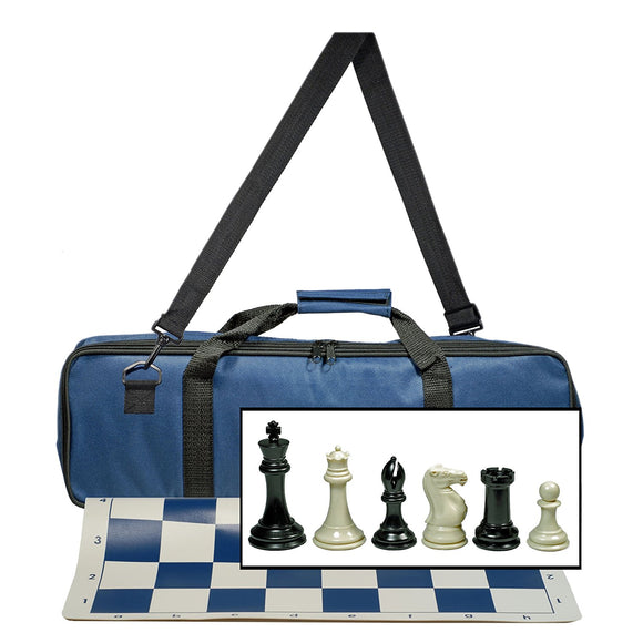 Tournament Sets with Silicone Chess Mats