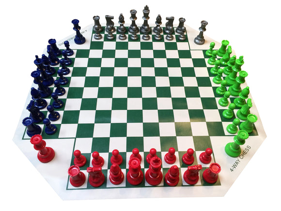 Four-Way Chess