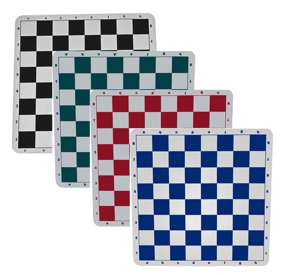 Silicone Chess Boards