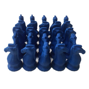 WE Games Chess Knight Erasers (Pack of 25) - American Chess Equipment