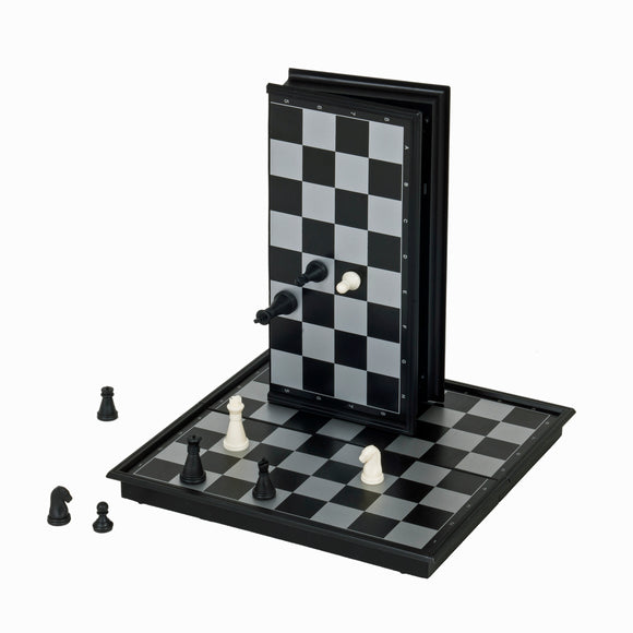 Classic Magnetic Travel Chess Set - 9.75 inches - American Chess Equipment