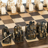 Isle of Lewis Antiquity Chess Set -23 Inch - American Chess Equipment