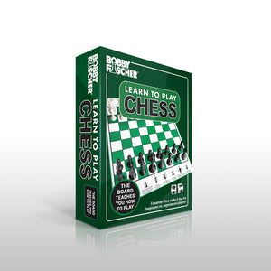 Bobby Fischer® Learn to Play Chess