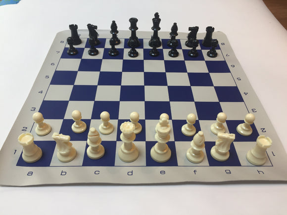 Analysis Chess Pieces with 2.5