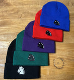 Knit Chess Winter Cap - Available in 5 colors