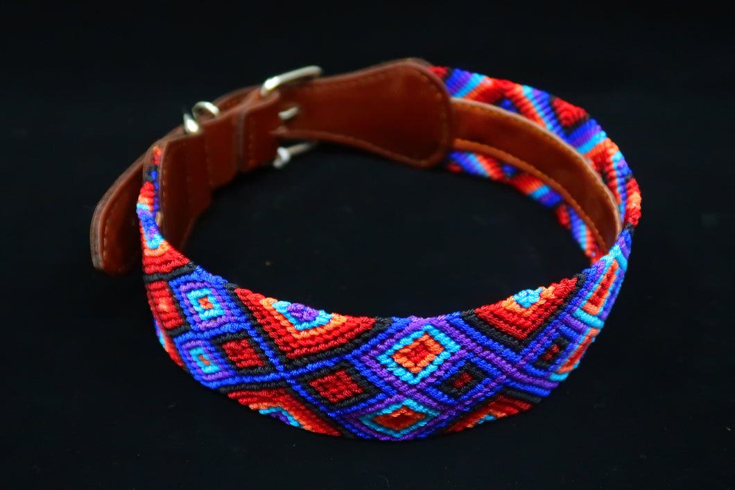 EXTRA LARGE- CHIAPAS-COLLAR-FOR GIANT  DOGS