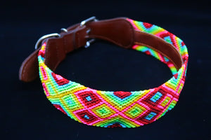 EXTRA LARGE-CHIAPAS-COLLAR-FOR GIANT DOGS