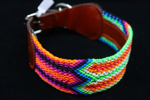 MEDIUM-CHIAPAS-DOG COLLAR