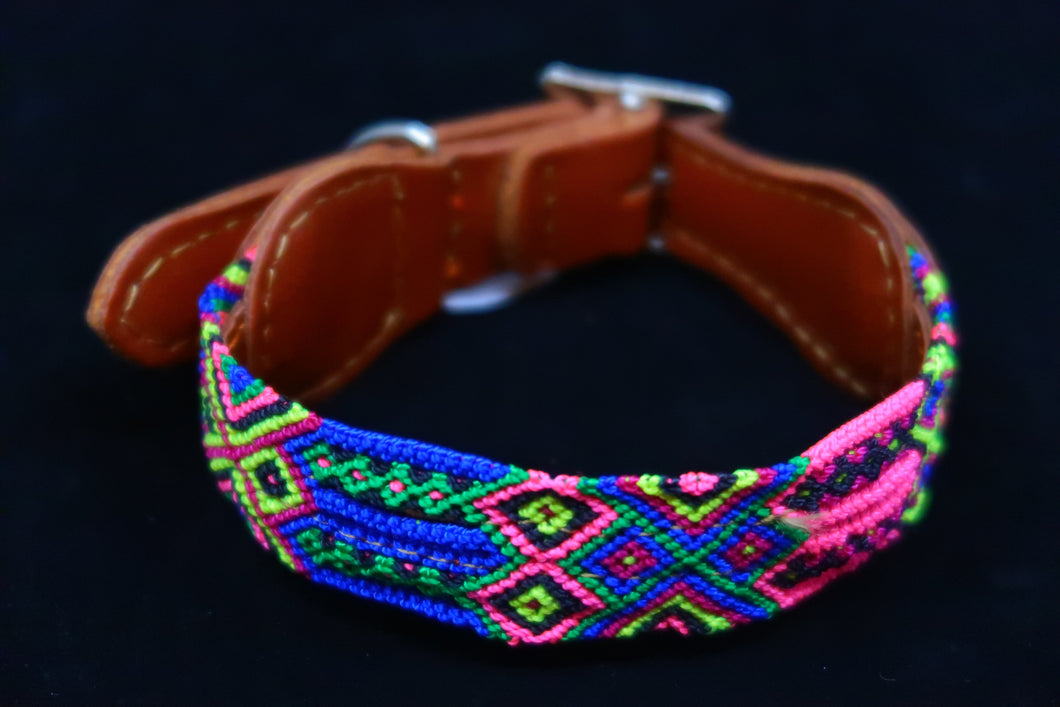SMALL-CHIAPAS-CAT OR DOG COLLAR