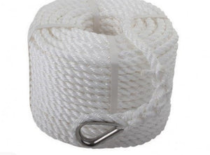 Anchor Rope Packs 8-12mm 50m, 75m and 100m