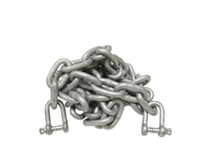 6mm Galv Anchor Chain Packs 4,6,8 & 10M