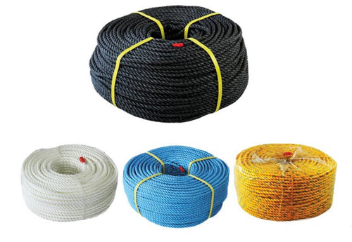 Bridon Rope 6-12mm 250m Coil