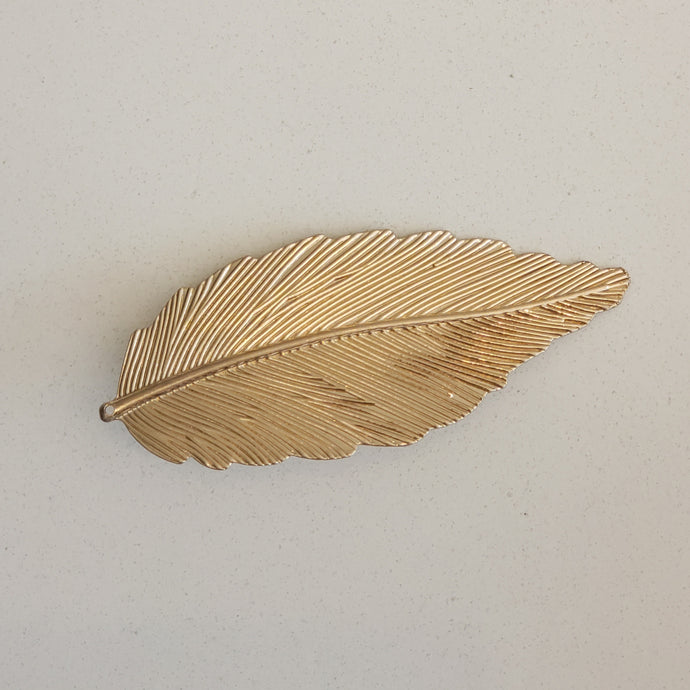 Leaf Hairclip