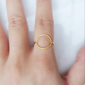 Circle Outline Ring