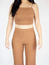 Load image into Gallery viewer, Two piece Stripes Outfit