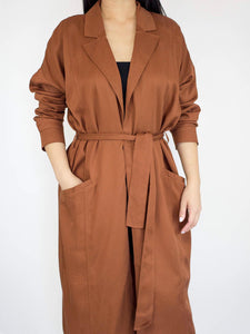 Tawny Trench