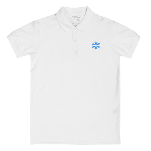 Pro Snow Bums Embroidered Women's Polo