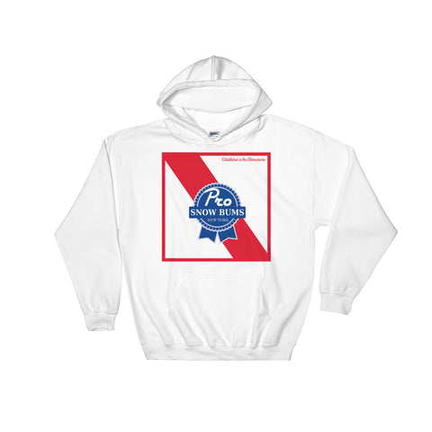 Pro Snow Bums Blue Ribbon Hoodie