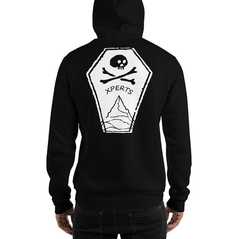 Xperts Only Hoodie - Black