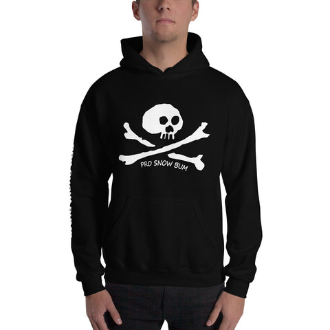 Skull And Cross Bones Hoodie