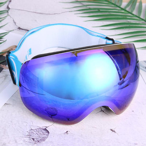 Blue Breeze Goggles