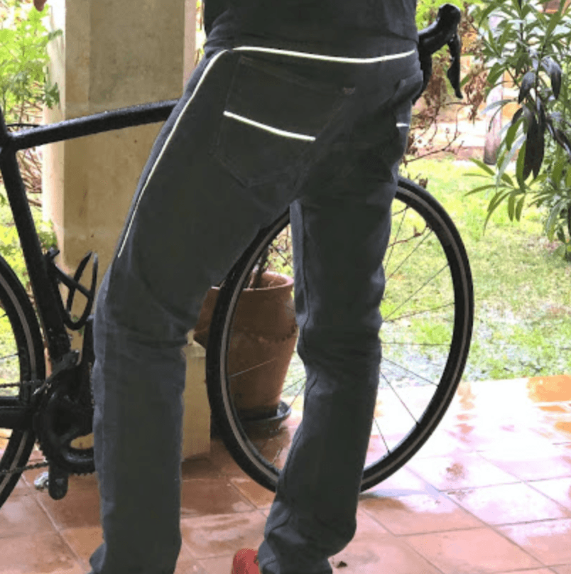 Life In The Saddle - Cycling Jeans Test Ride