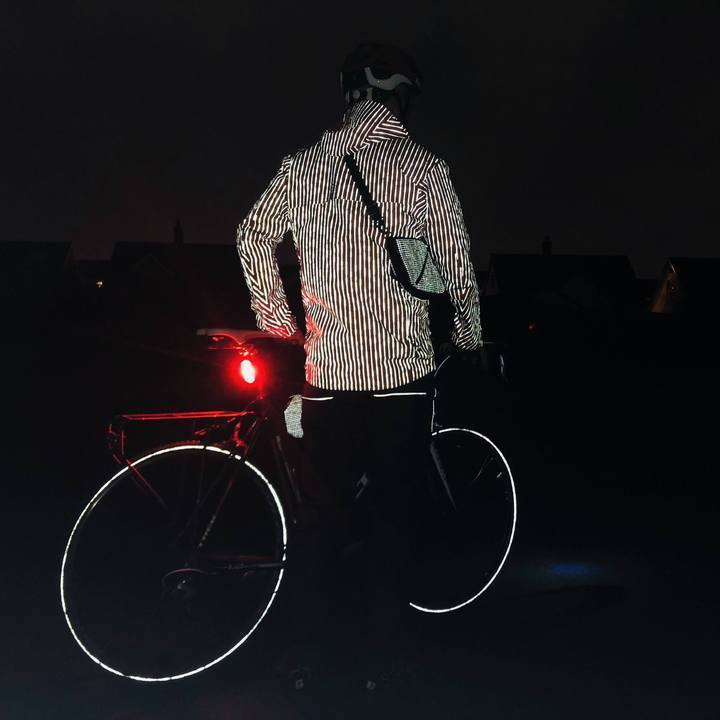 LS2 Reflective Cycling Jacket – Discerning Cyclist Review