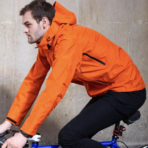 Road.cc Reflective Waterproof Cycling Jacket Review 9/10