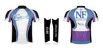 2015 Coast to the Cure NF Bike Ride Purple Jersey