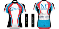 2017 Coast to the Cure NF Bike Ride Red Jersey