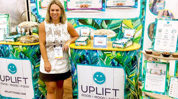 Gut Happy Cookies Launch on Trend at Natural Products Expo East