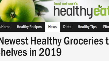 Food Network Features Uplift Food as Newest Healthy Grocery!