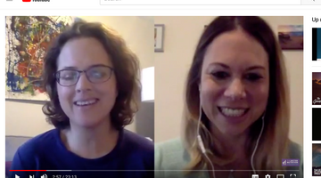 Ashley Koff RD Interviews Uplift Food Founder Kara Landau as the Prebiotic Expert