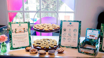 Uplift Food Showcased at TEDWomen Food Trends Lab in California!