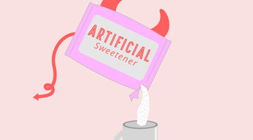 Are artificial sweeteners bad for gut health?