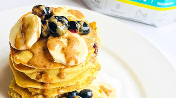 Julia from @endlessmunchies Shares Her Gut-Happy Pancake Recipe!