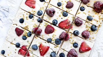 @its_nicolettemarie Shares Her 5 Ingredient Gut-Friendly Yogurt Bark