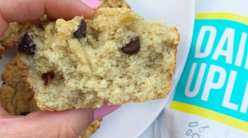 Prebiotic Bakery Style Muffin from @lashesandlemons!