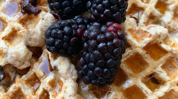 RD-to-be Paige Shares Her Prebiotic Waffle Recipe!
