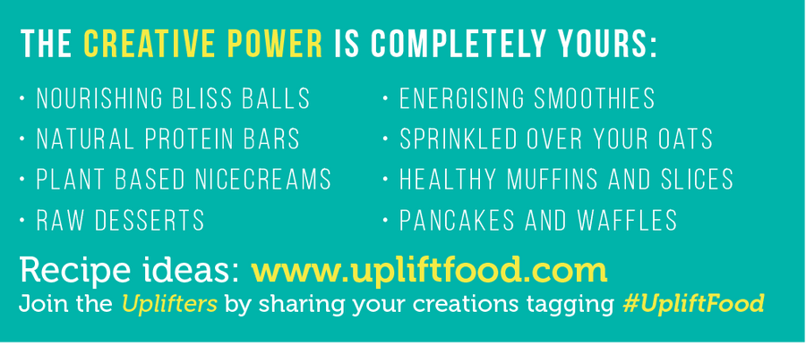 Daily Uplifter - Digestive + Mood Organic Plant Based Prebiotic Fiber Powder - Gut Happy Vanilla