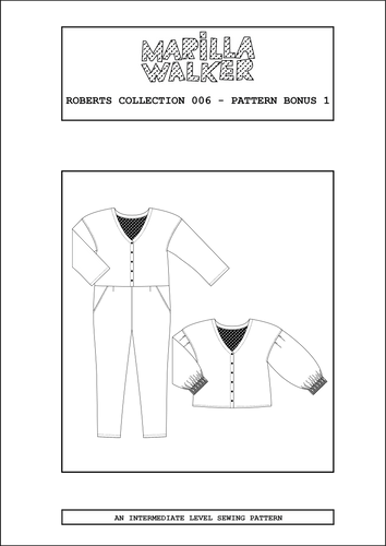 2b. FREE PDF Roberts collection - pattern bonus 1