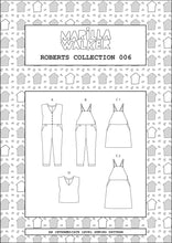 Load image into Gallery viewer, PDF Roberts collection sewing/dress making pattern
