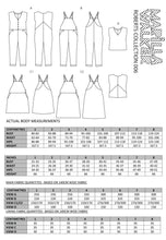 Load image into Gallery viewer, PAPER Roberts collection sewing pattern