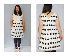 Load image into Gallery viewer, PDF Bennett dress sewing pattern