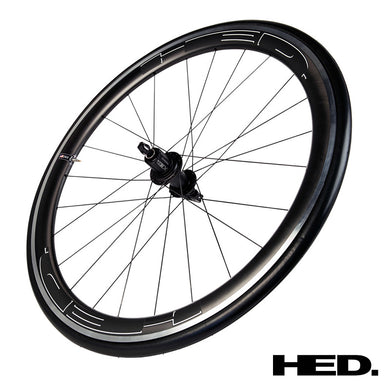Rueda trasera clincher JET PLUS 6 CICLISMO HED CYCLING