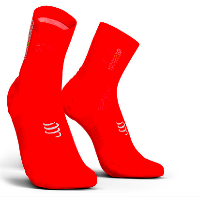 calcetines ultralight ciclismo compressport